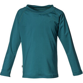 Isbjörn Sun Sweater Kids, emerald green